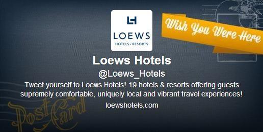Tweeted Hotel Bookings