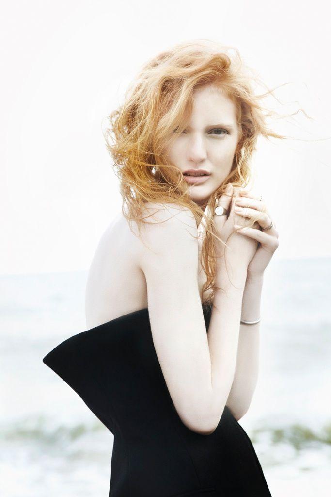 Beachy Redhead Editorials