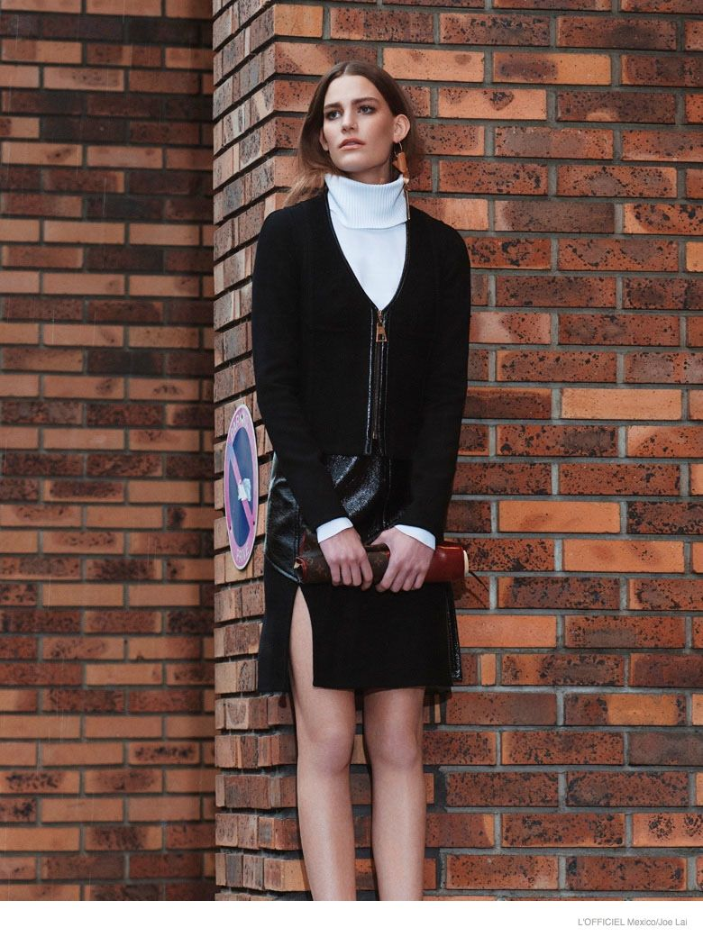 Urban Wayfarer Editorials