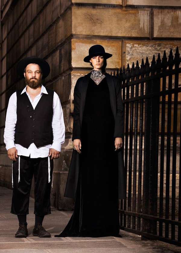 Amish-Inspired Fashion