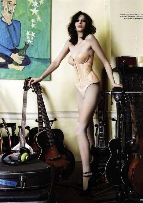 Nude Bodysuits