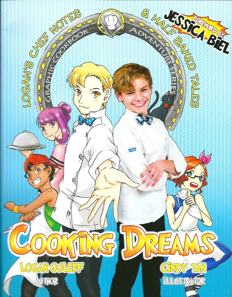 Graphic Gen Z Cookbooks