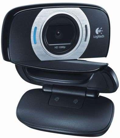 Swiveling High-Def Webcams