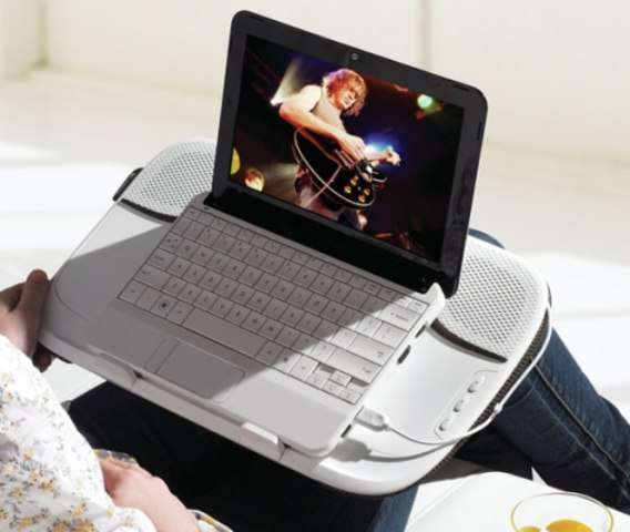 Musical Laptop Stands