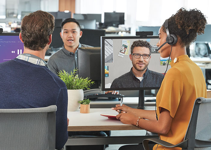 Noise-Cancelling Conference Headsets