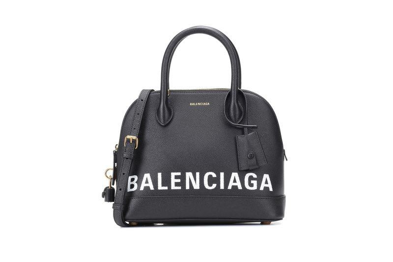 Bold Logo Handbags