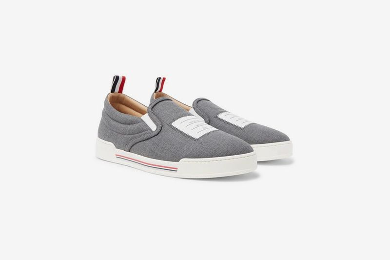 Leather-Lined Luxe Slip-Ons