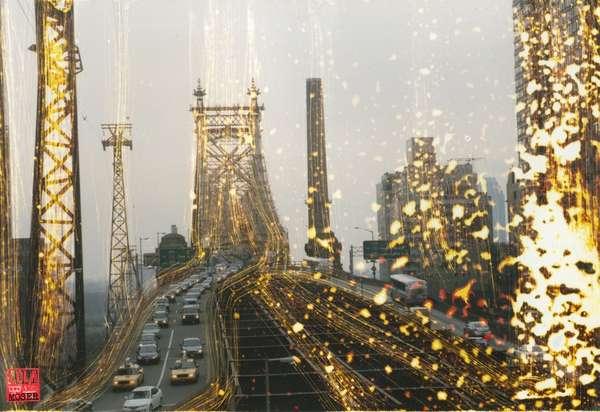 Overexposed Urban Photographs