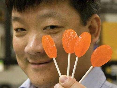 Lollipop Good For Your Teeth