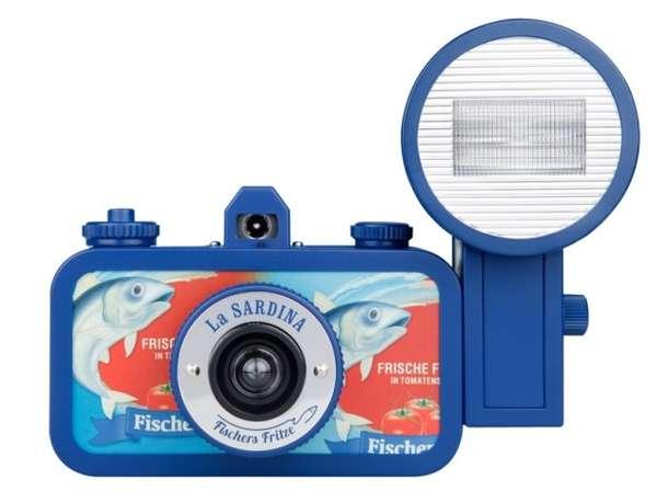 Fun Fishy Cameras