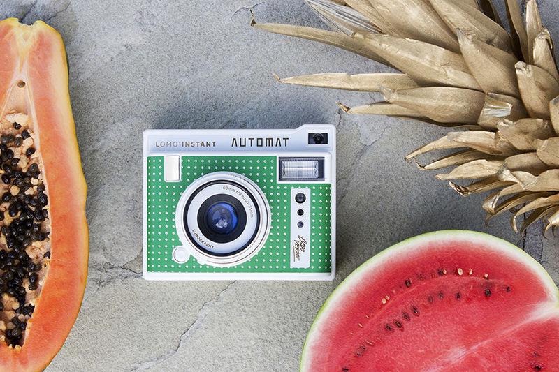 Summer-Ready Instant Cameras