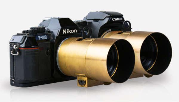 Instant Filter Camera Lenses