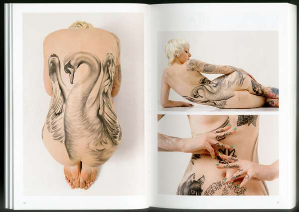 Body Art Portrait Books