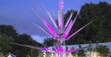 Solar Flower Towers