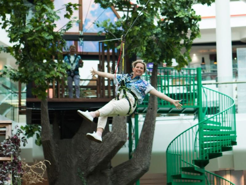 Urban Ziplining Experiences