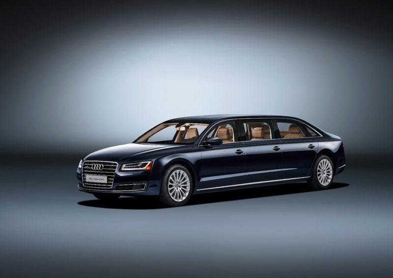Luxurious Extended Sedans