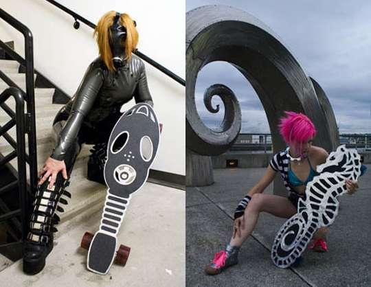 Sideshow Skateboards