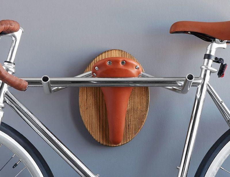 Taxidermy Bike Racks