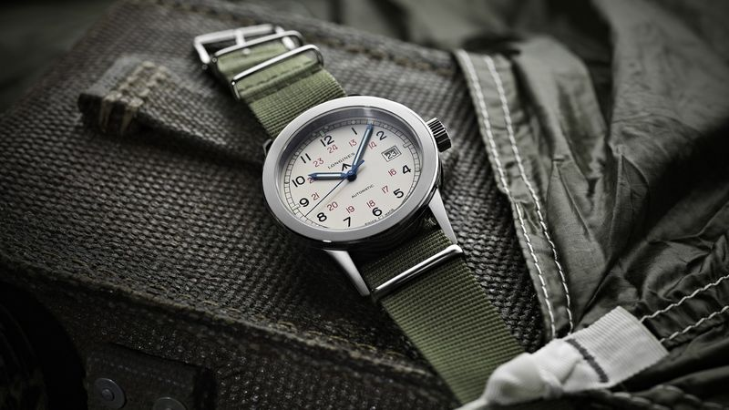 Paratrooper Timepieces