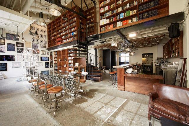 Futurist Meeting Spaces