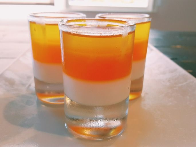 Candy Corn Shooters