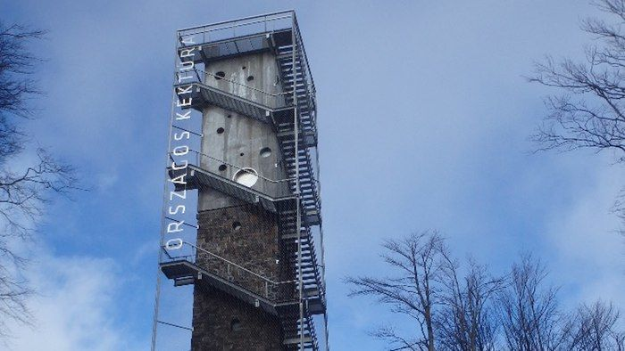 Mountainous Lookout Towers