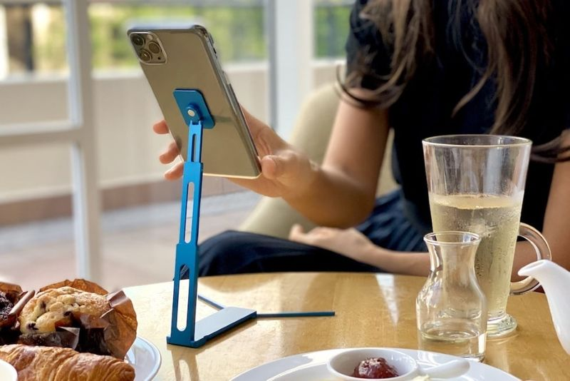 Durable Smartphone-Elevating Stands
