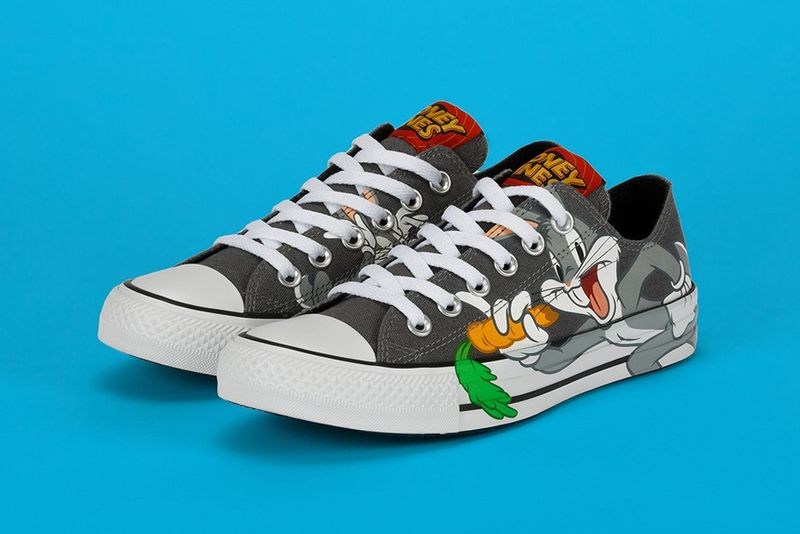 Rival Cartoon Character Sneakers