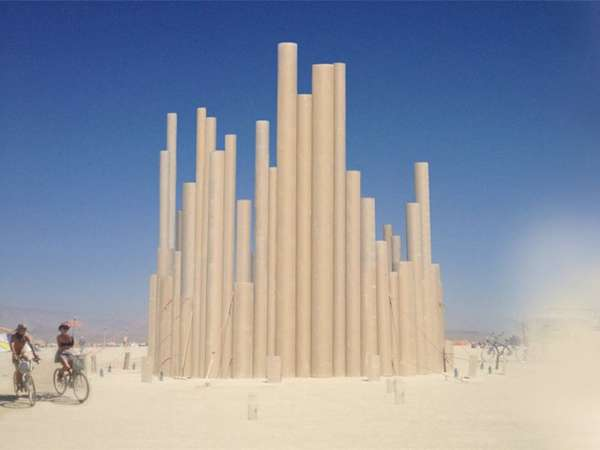 Musical Cylinder Structures