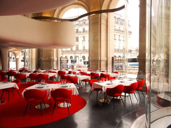 Luxury royal restaurants l 39 opera restaurant in paris - Salon big data paris ...