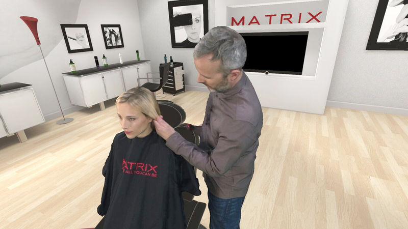 Virtual Hairstyling Programs