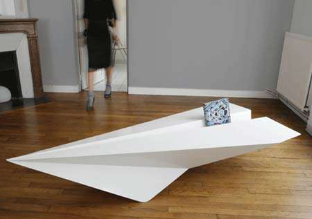 Flight-Inspired Furniture