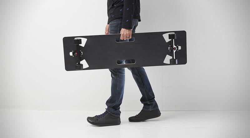Low-Riding Longboards
