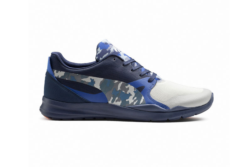 Athlete-Honoring Camouflage Sneakers