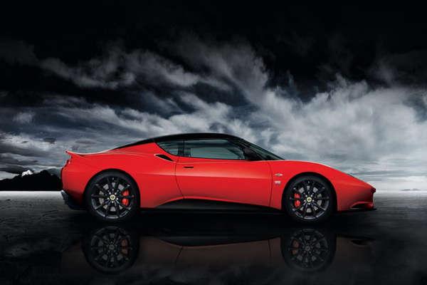 Sleek Luxury Sports Cars