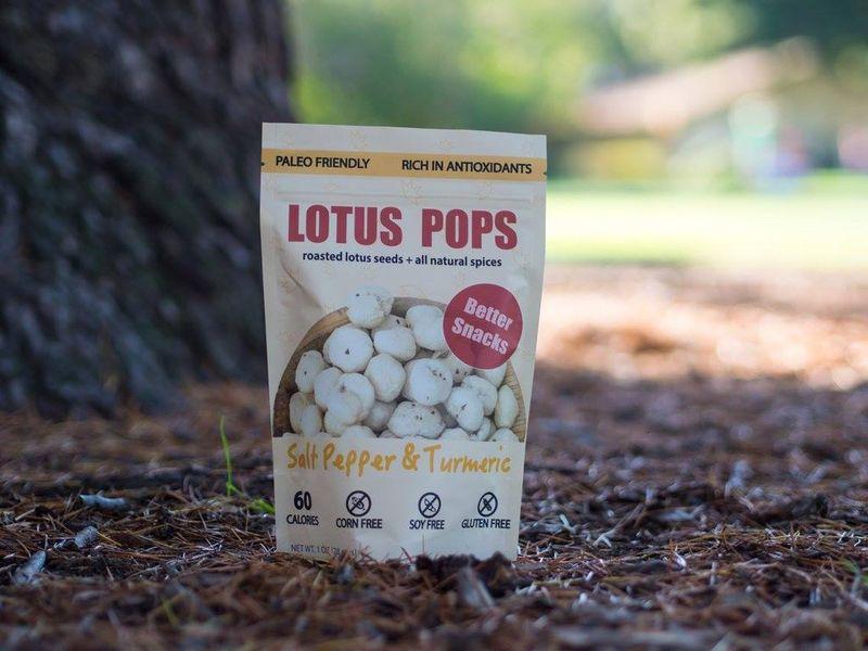 Lotus Seed Puffs