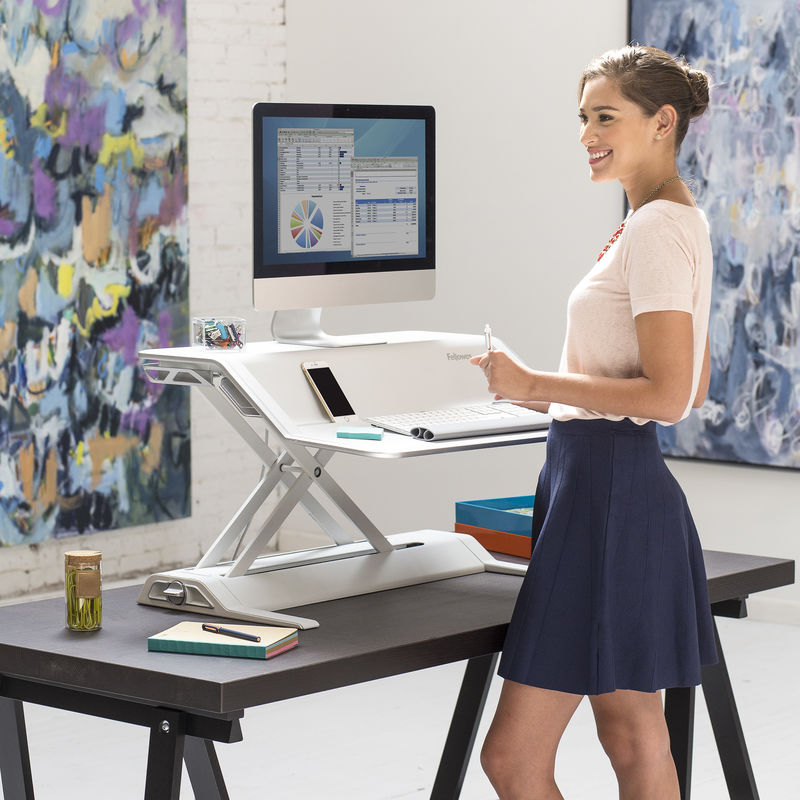 Smooth Standing Desks