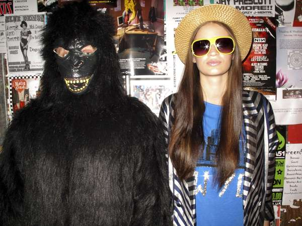 Gorilla Chic Fashion