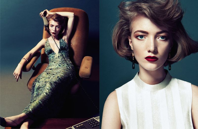 Beguiling Glamour Editorials