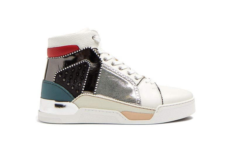 Luxe Spikey Sneakers