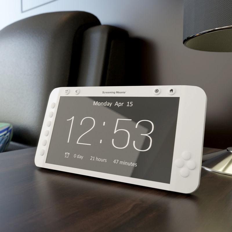 Ultra-Loud Alarm Clocks
