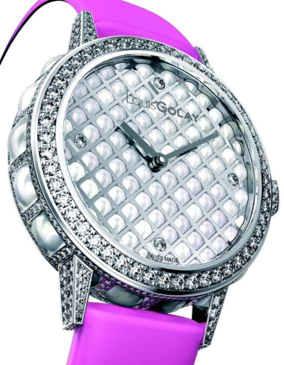 Pearlized Timepieces
