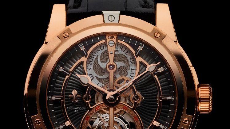 Opulent Tourbillon Wristwatches