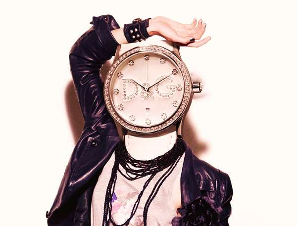 Peculiar Timepiece Advertorials