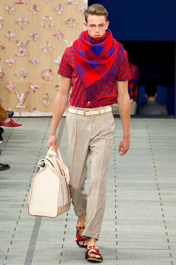 Sporty Patchwork Fashion