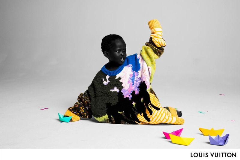 Boyhood-Inspired Fashion Campaigns
