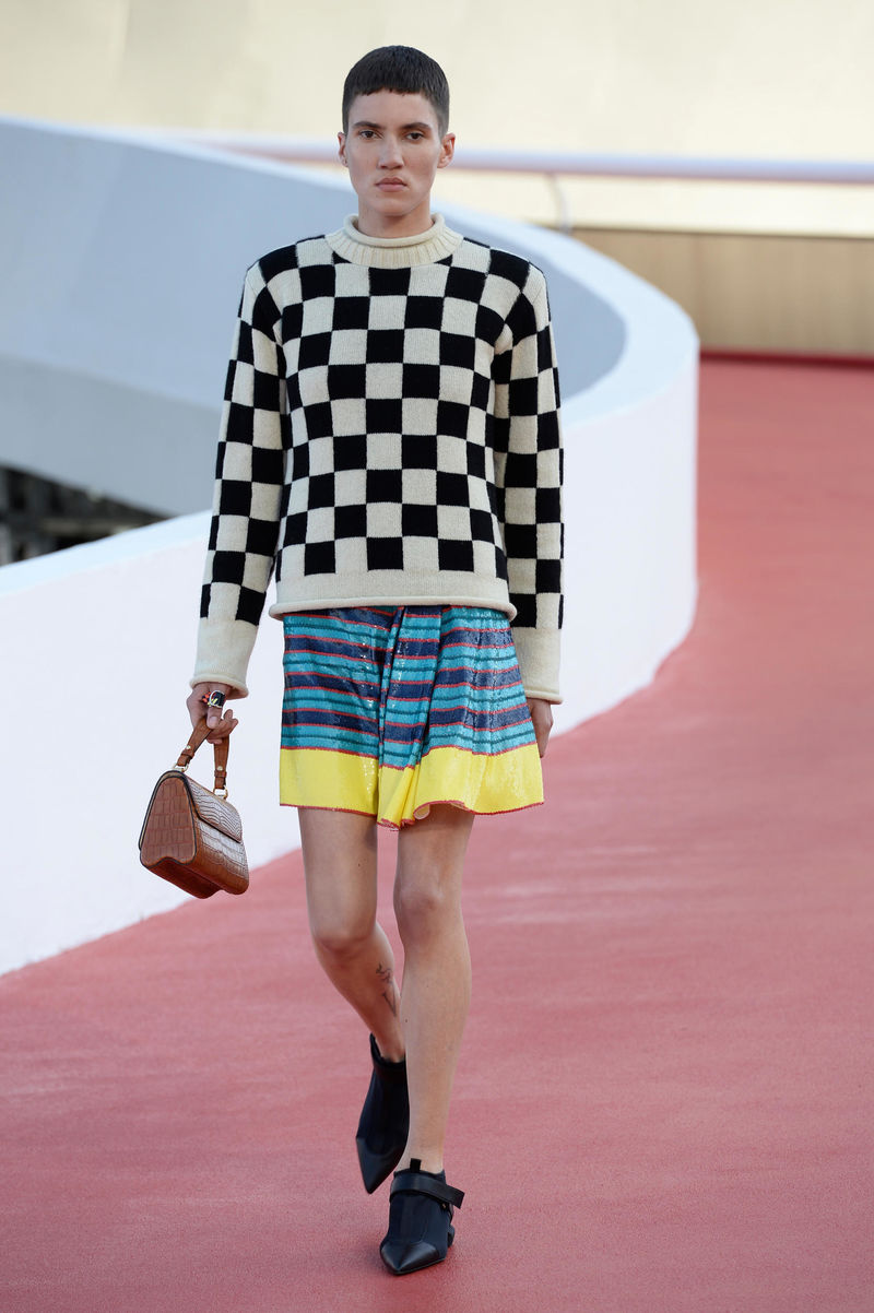 6807f13dd76ab Athletic-Inspired Luxury Clothing   Louis Vuitton Cruise 2017