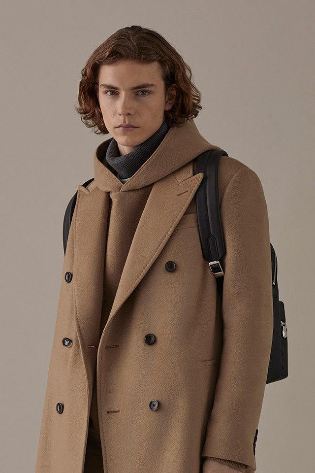 Timeless Luxe Menswear Series