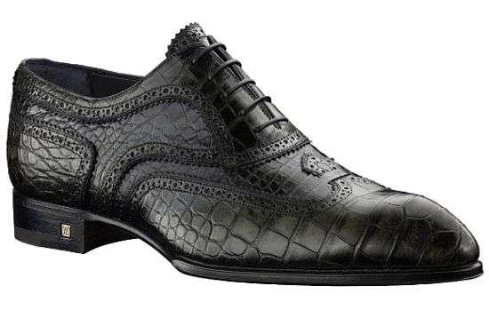 166c2bcc74a $10,000 Wingtips : louis vuitton men s shoes