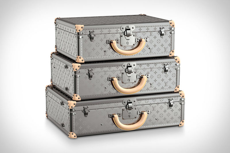 Titanium Fashion House Luggage